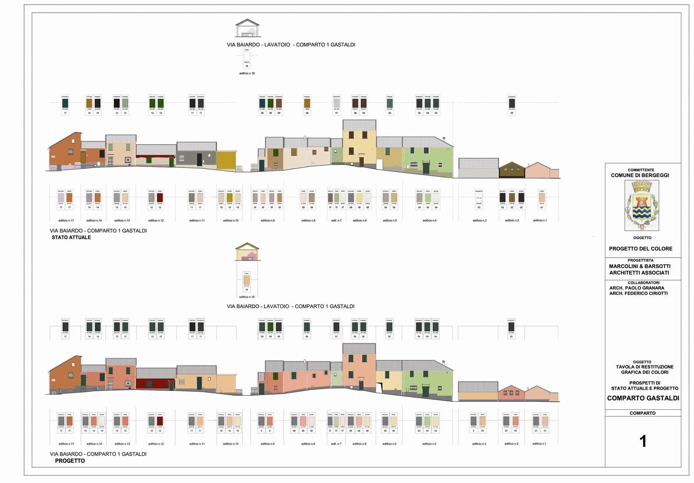 Urbanistica studio di architettura marcolini e barsotti for Programma di architettura