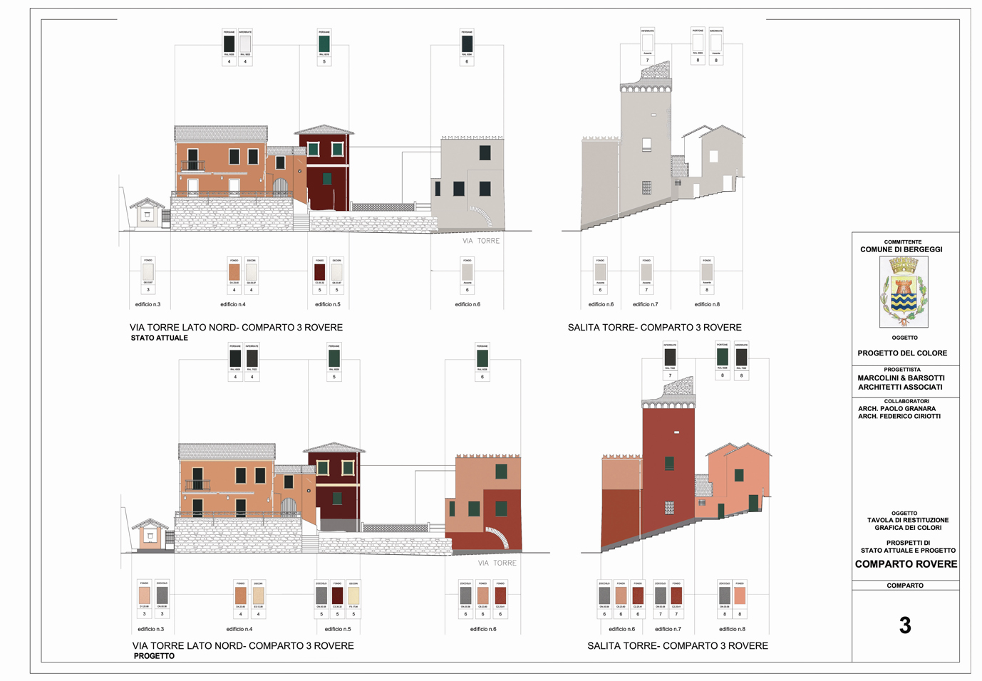 Studio di architettura marcolini e barsotti